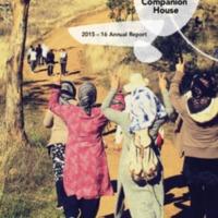 Companion House 2015/16 Annual Report