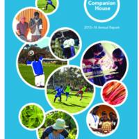 Companion House 2013/14 Annual Report