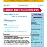 November (2009) Newsletter