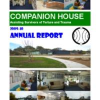 Companion House Annual Report 2009/10